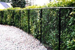 забор из рабицы в павлово